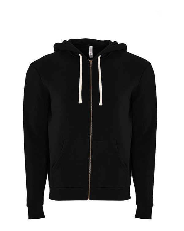 Unisex Zip Hoodie-Next Level-Pacific Brandwear