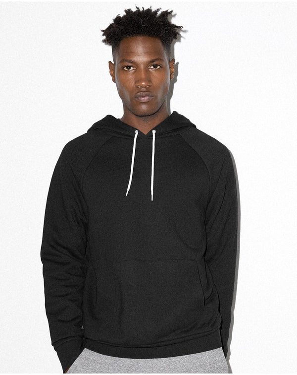 Unisex Heavy Terry Classic Pullover Hoodie-American Apparel-Pacific Brandwear
