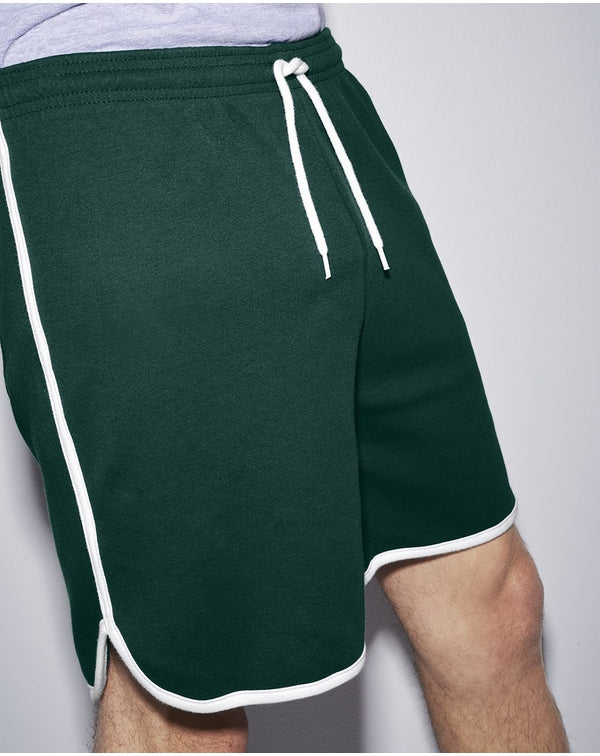 Unisex Interlock Shorts-American Apparel-Pacific Brandwear