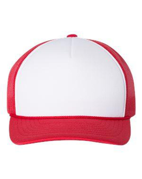 Foam Trucker Cap-Richardson-Pacific Brandwear