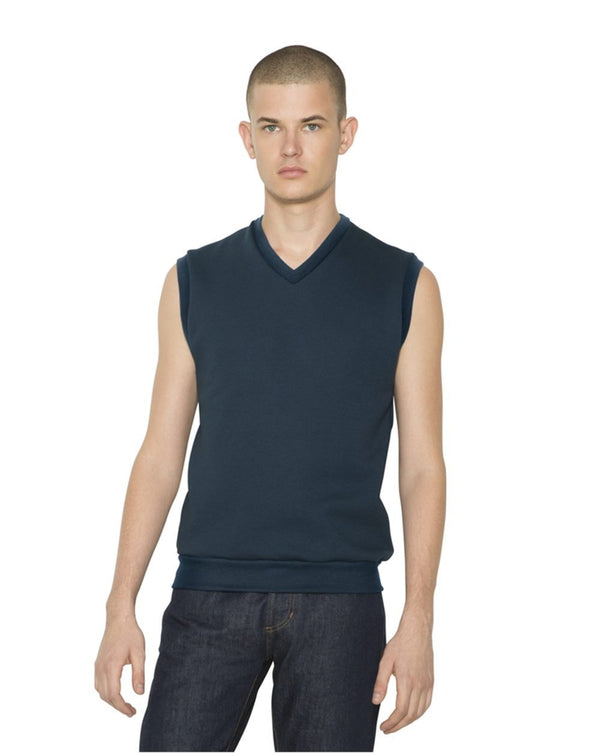 Unisex Flex Fleece Vest-American Apparel-Pacific Brandwear