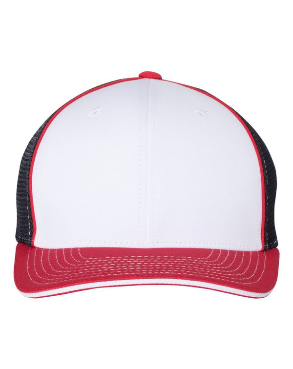 Fitted Pulse Sportmesh Cap with R-Flex-Richardson-Pacific Brandwear