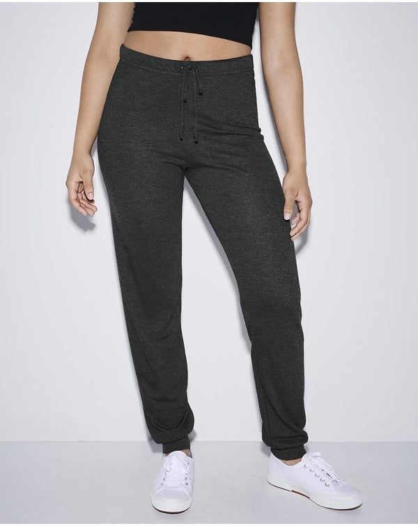 Women's Triblend Leisure Pants-American Apparel-Pacific Brandwear
