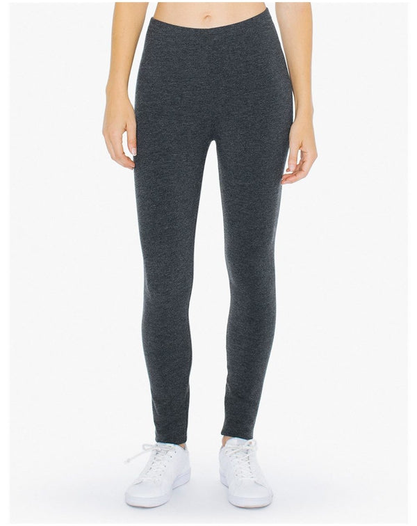 Women's Cotton Spandex Winter Leggings-American Apparel-Pacific Brandwear