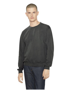 Unisex French Terry Garment-Dyed Sweatshirt-American Apparel-Pacific Brandwear