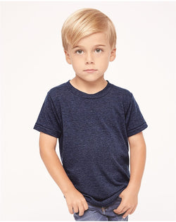 Toddler Triblend Tee-American Apparel-Pacific Brandwear