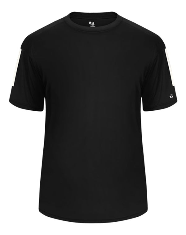 Youth Sideline Short sleeve T-Shirt-Badger-Pacific Brandwear