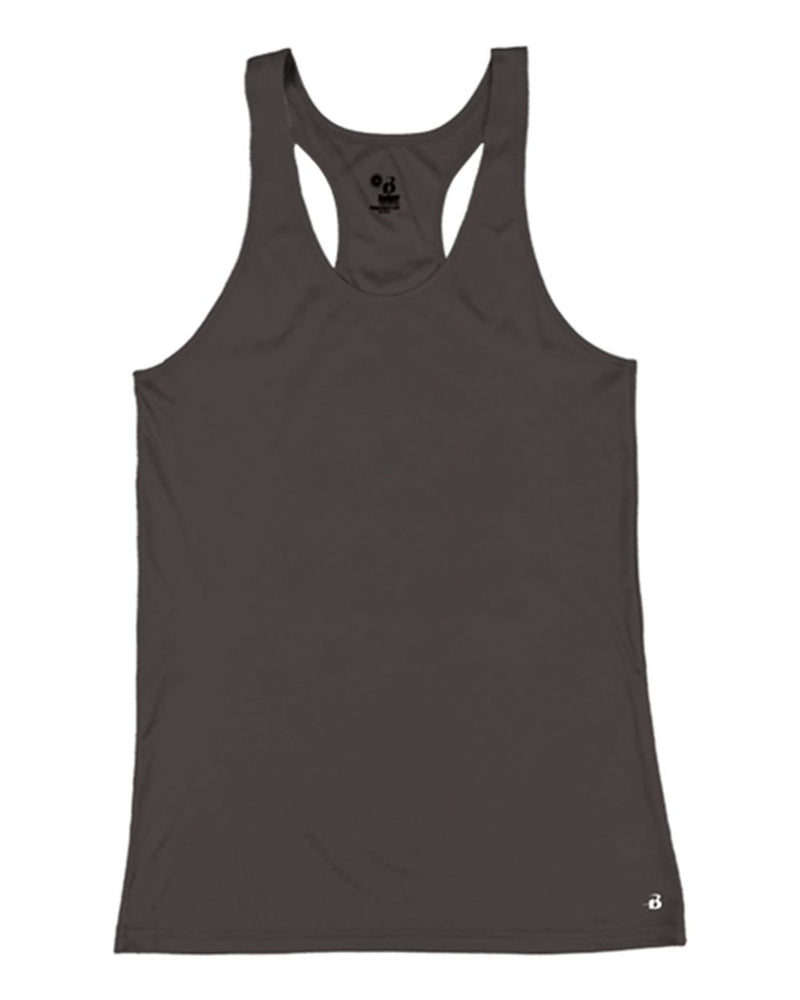 Women's Sideline Racerback Tank Top-Badger-Pacific Brandwear