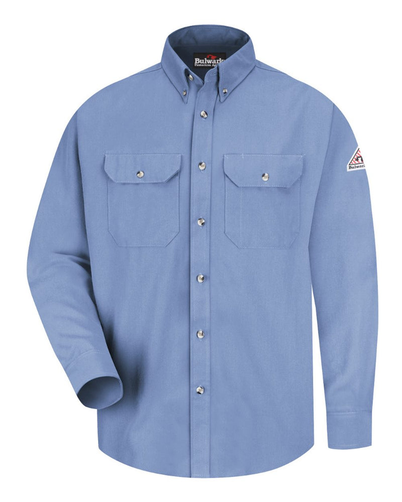 Uniform Shirt Long Sizes-Bulwark-Pacific Brandwear