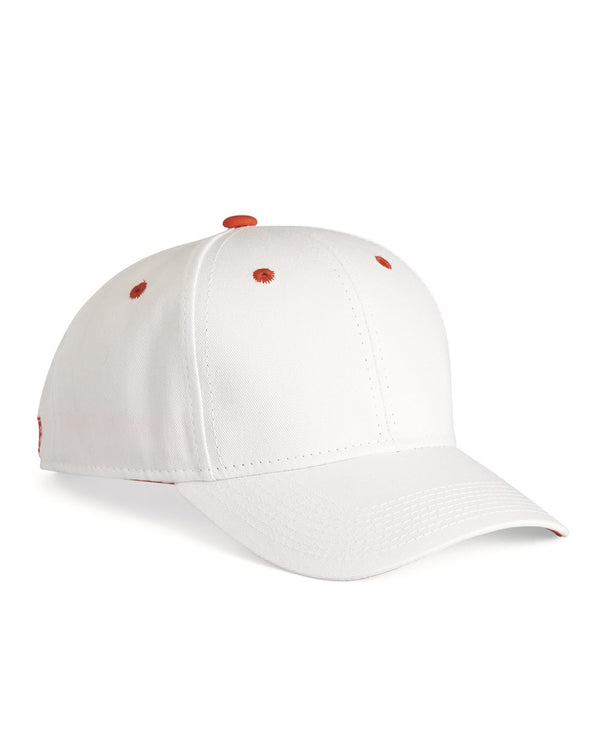 Twill Snapback Cap-The Game-Pacific Brandwear