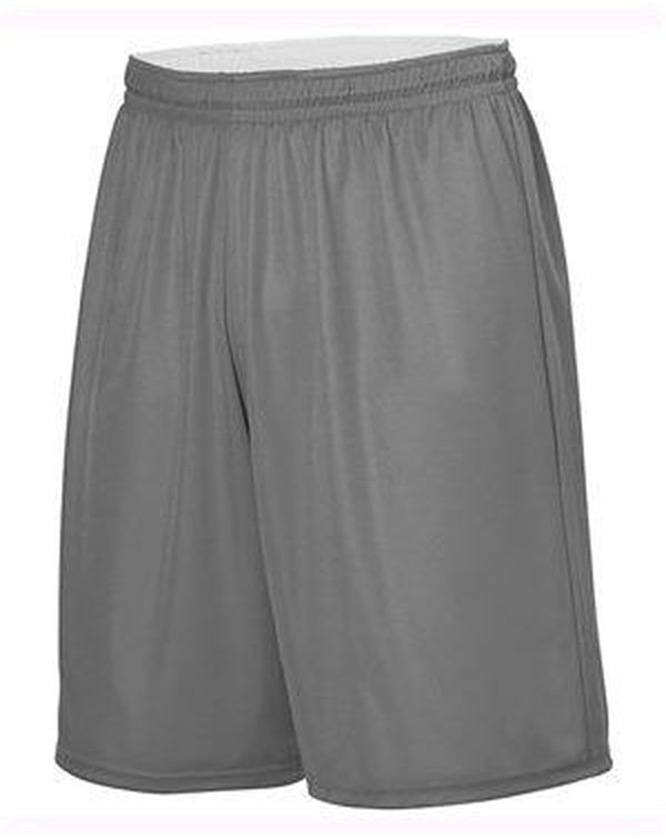 Reversible Wicking Shorts-Augusta Sportswear-Pacific Brandwear