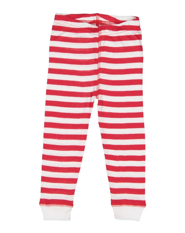 Toddler Baby Rib Pajama Pants-Rabbit Skins-Pacific Brandwear