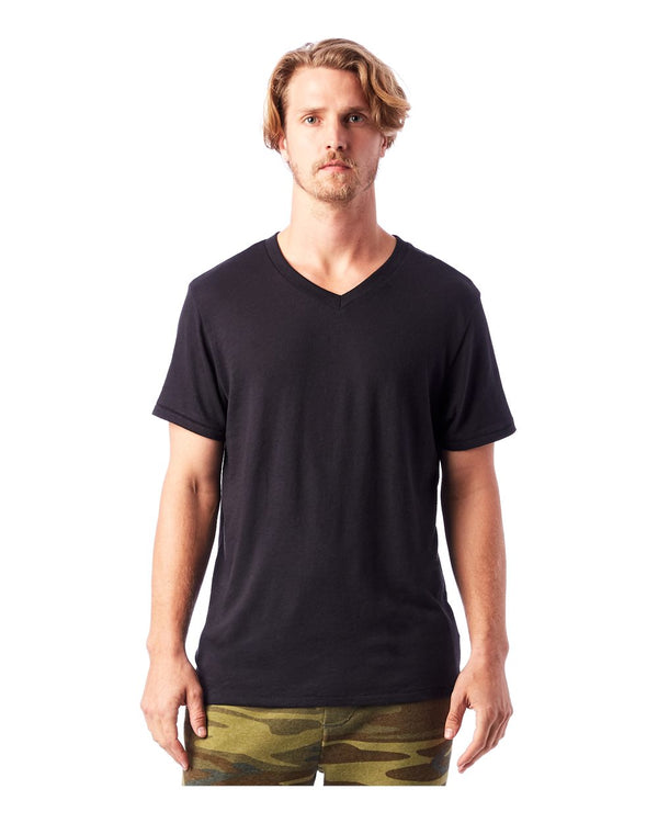 Keeper Vintage Jersey V-Neck T-Shirt-Alternative Apparel-Pacific Brandwear