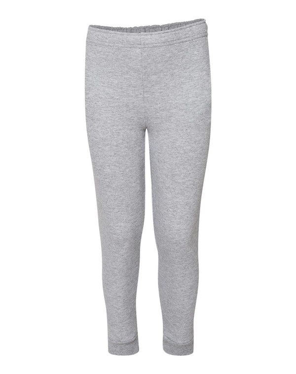 Youth NuBlend Jogger Fleece Pants-JERZEES-Pacific Brandwear