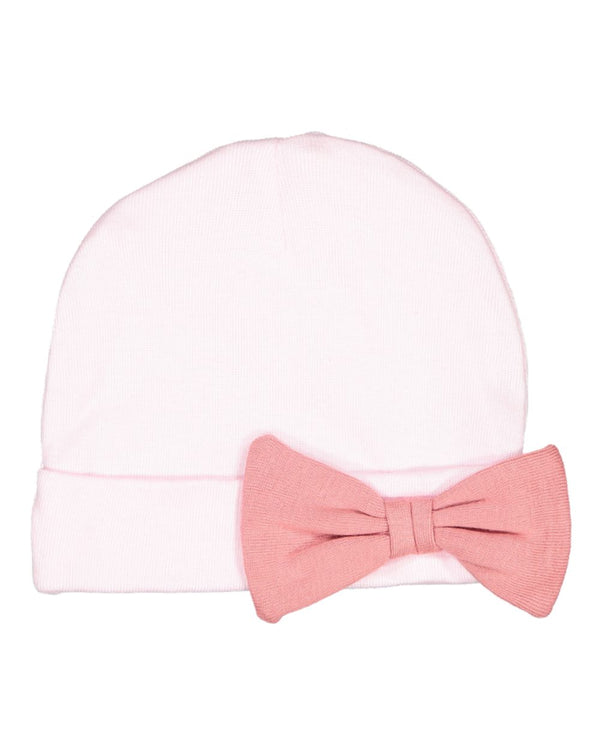 Premium Jersey Infant Bow Cap-Rabbit Skins-Pacific Brandwear