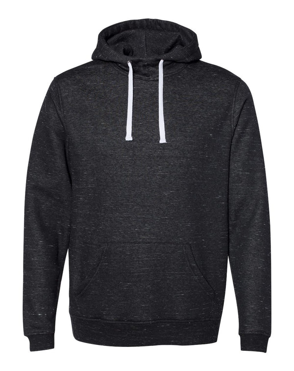 M_lange Fleece Hooded Sweatshirt-J. America-Pacific Brandwear