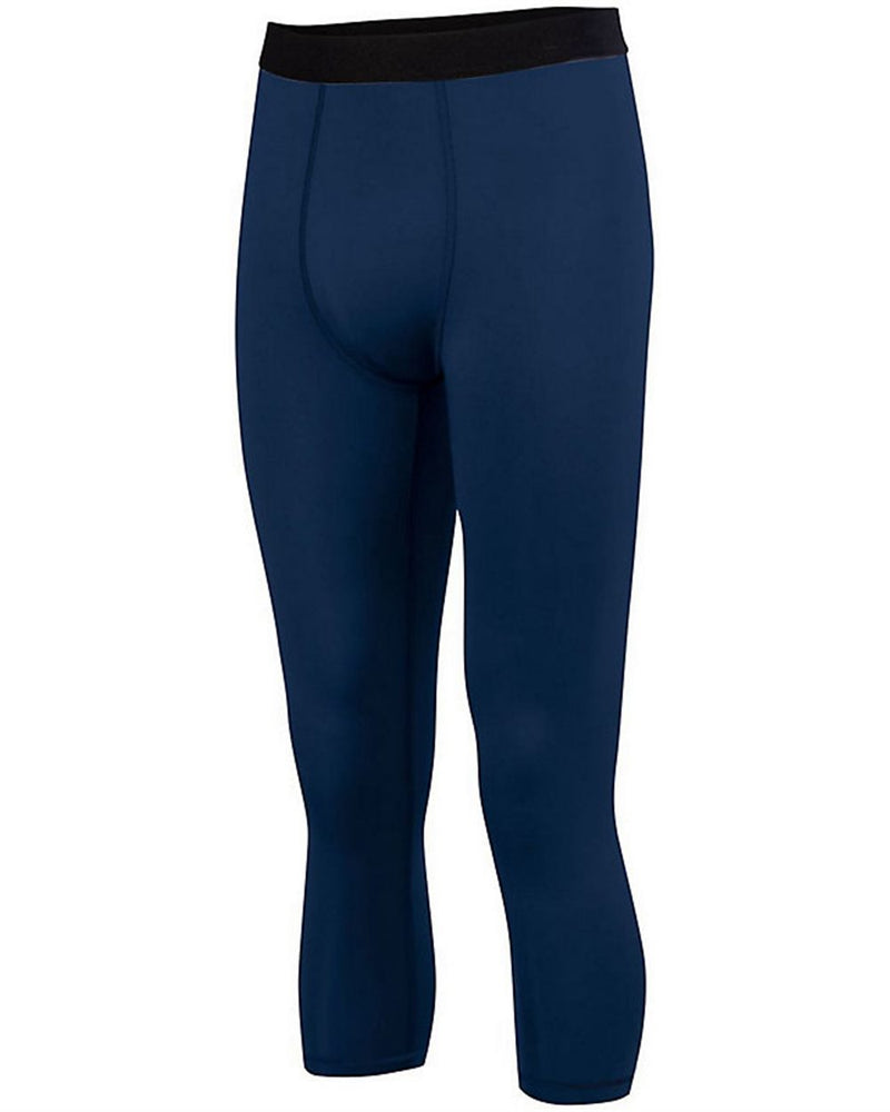 Youth Hyperform Compression Calf-Length Tight-Augusta Sportswear-Pacific Brandwear