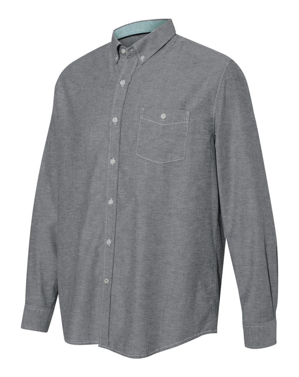 Weatherproof Vintage Stretch Brushed Oxford Shirt-Weatherproof-Pacific Brandwear