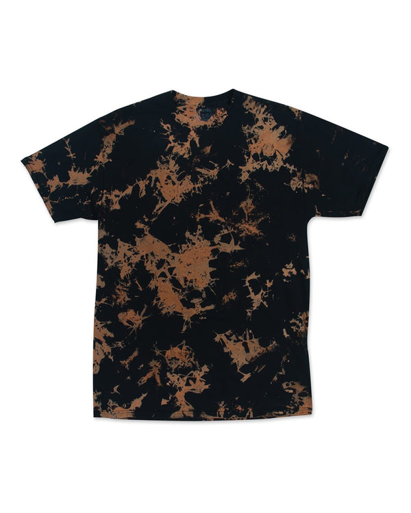 Youth Bleach Wash T-Shirt-Dyenomite-Pacific Brandwear