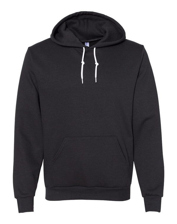 Flex Fleece Unisex Drop-Shoulder Hoodie-American Apparel-Pacific Brandwear