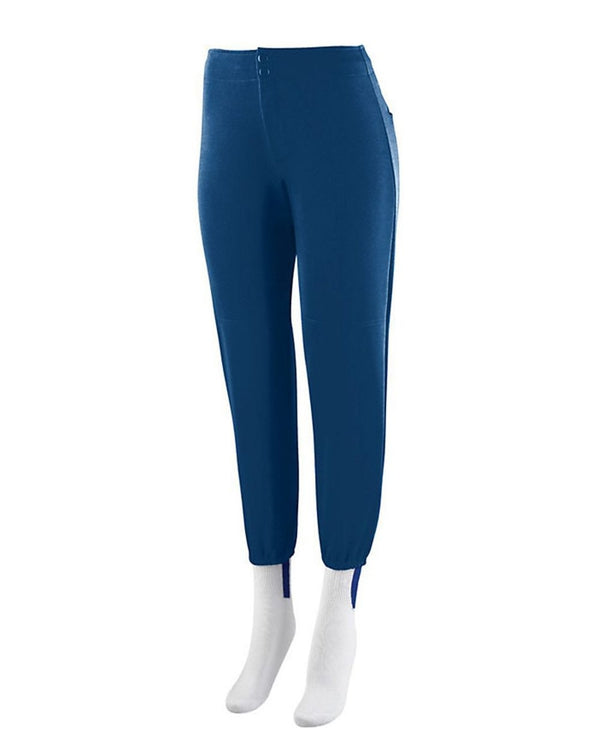 Women's Low Rise Softball Pants-Augusta Sportswear-Pacific Brandwear