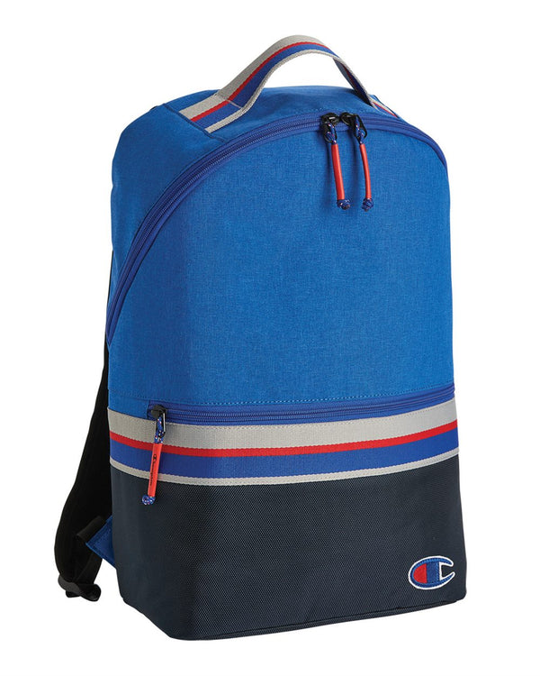 23L Striped Backpack-Champion-Pacific Brandwear
