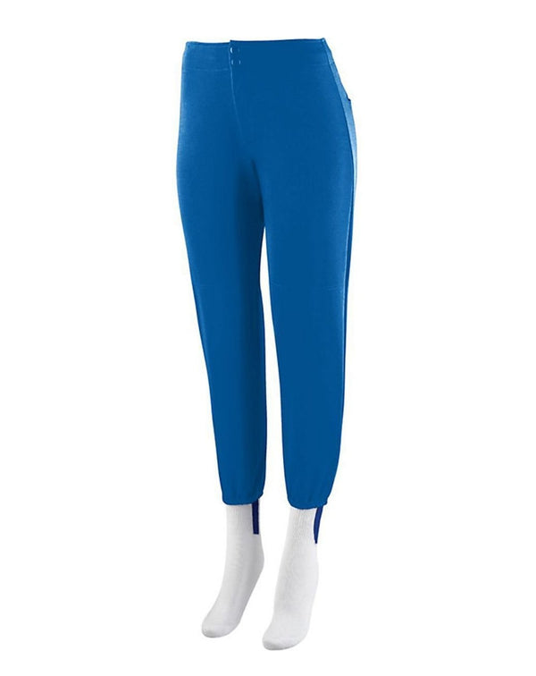 Girls' Low-Rise Softball Pants-Augusta Sportswear-Pacific Brandwear