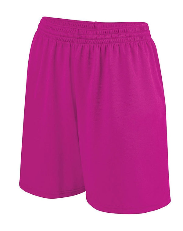 Women's Shockwave Shorts-Augusta Sportswear-Pacific Brandwear