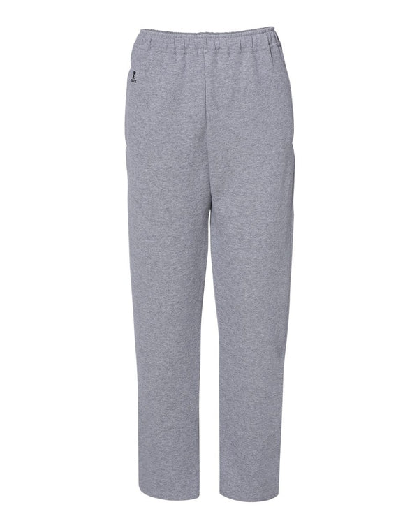 Dri Power Youth Open Bottom Sweatpants-Russell Athletic-Pacific Brandwear