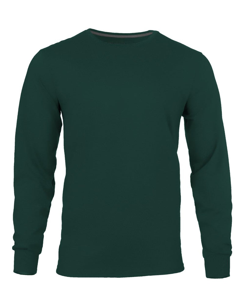 Essential 60/40 Performance Long sleeve T-Shirt-Russell Athletic-Pacific Brandwear