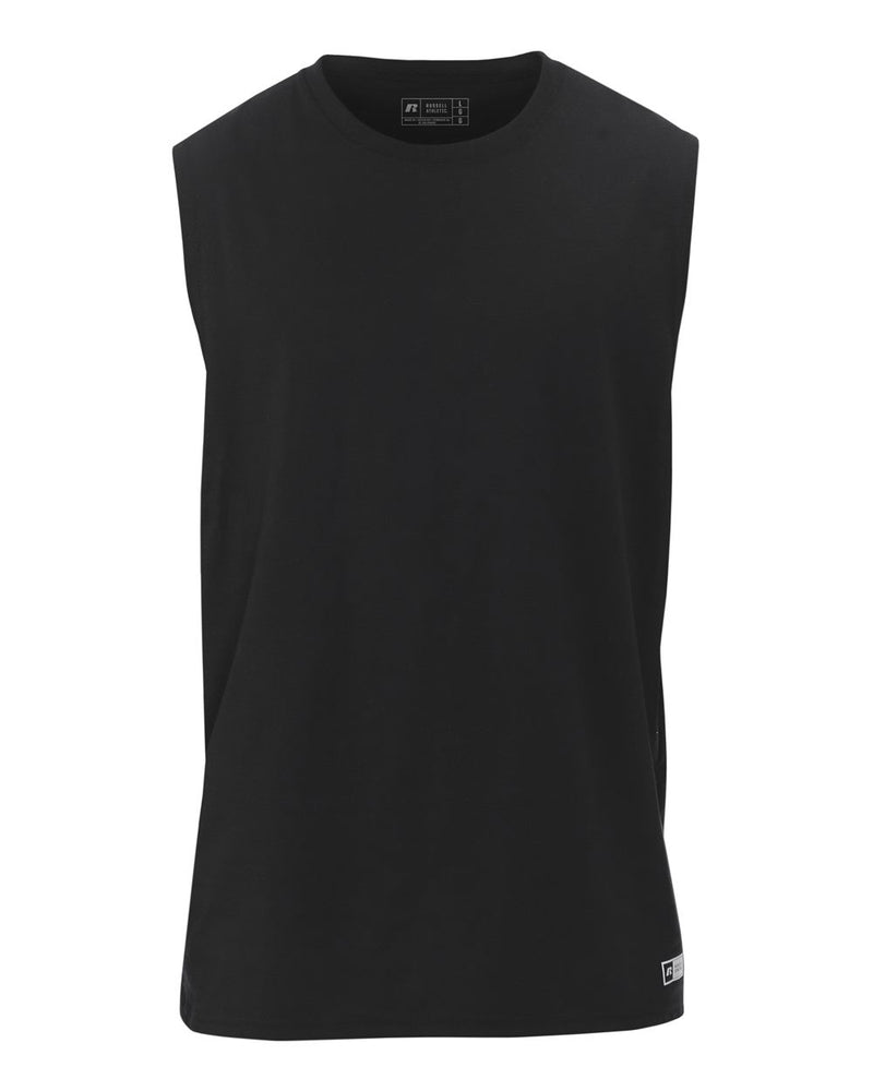 Essential Jersey sleeveless Muscle T-Shirt-Russell Athletic-Pacific Brandwear