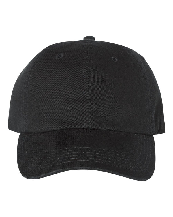 Washed-Twill DadÍs Cap-Champion-Pacific Brandwear