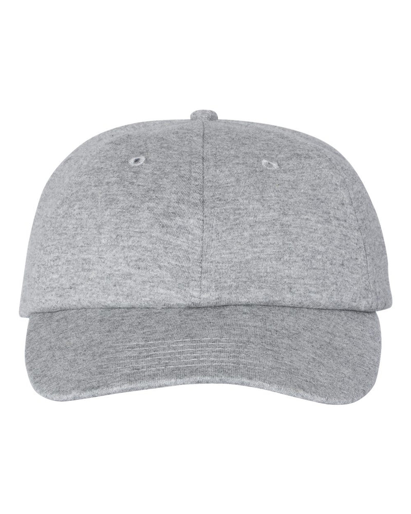 Jersey Knit Dad's Cap-Champion-Pacific Brandwear