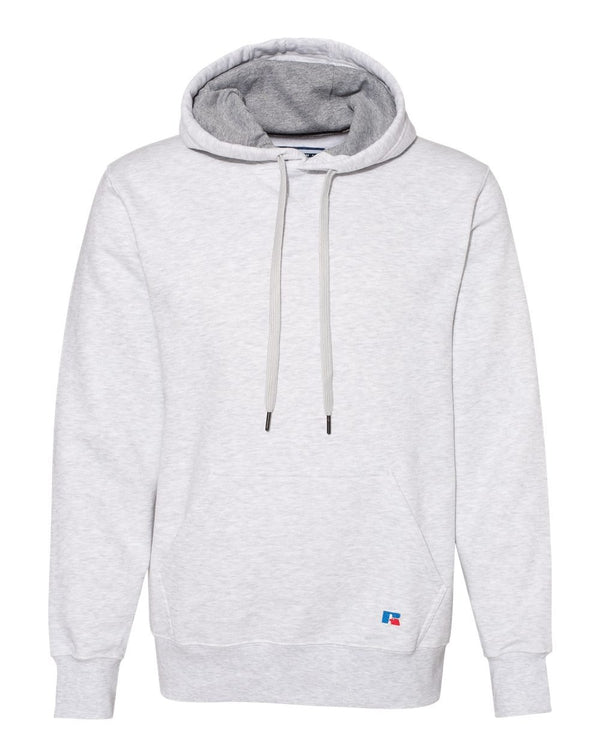 Cotton Rich Fleece Hooded SweatShirt-Russell Athletic-Pacific Brandwear