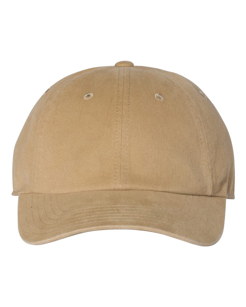 Raglan Washed Cap-American Needle-Pacific Brandwear