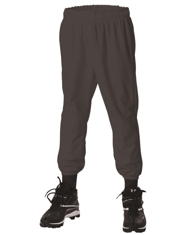 Pull Up Baseball Pants-Alleson Athletic-Pacific Brandwear