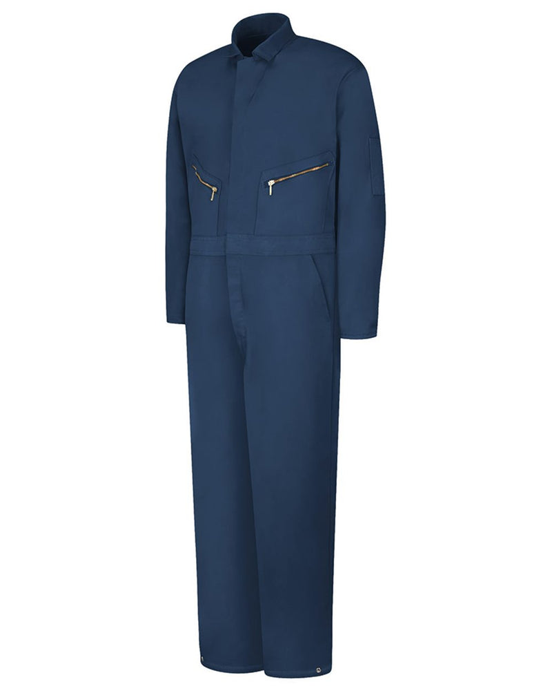 Insulated Twill Coverall - Tall-Red Kap-Pacific Brandwear