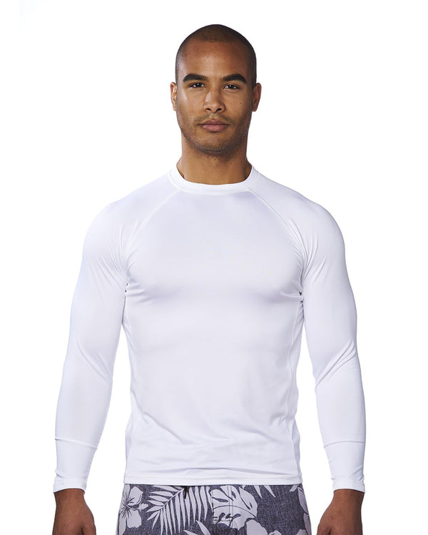 Adult Long sleeve Rash Guard-Burnside-Pacific Brandwear