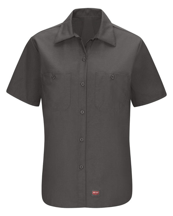 Women's Mimix Work Shirt-Red Kap-Pacific Brandwear