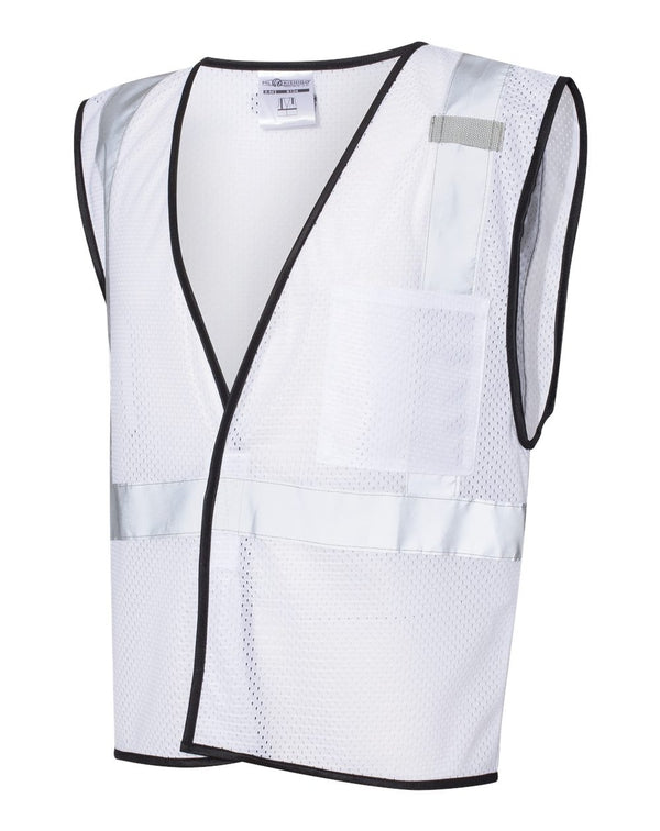 ML Kishigo Enhanced Visibility Mesh Vest-ML Kishigo-Pacific Brandwear