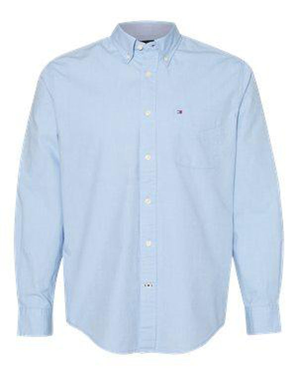 Capote End-on-End Chambray Shirt-Tommy Hilfiger-Pacific Brandwear