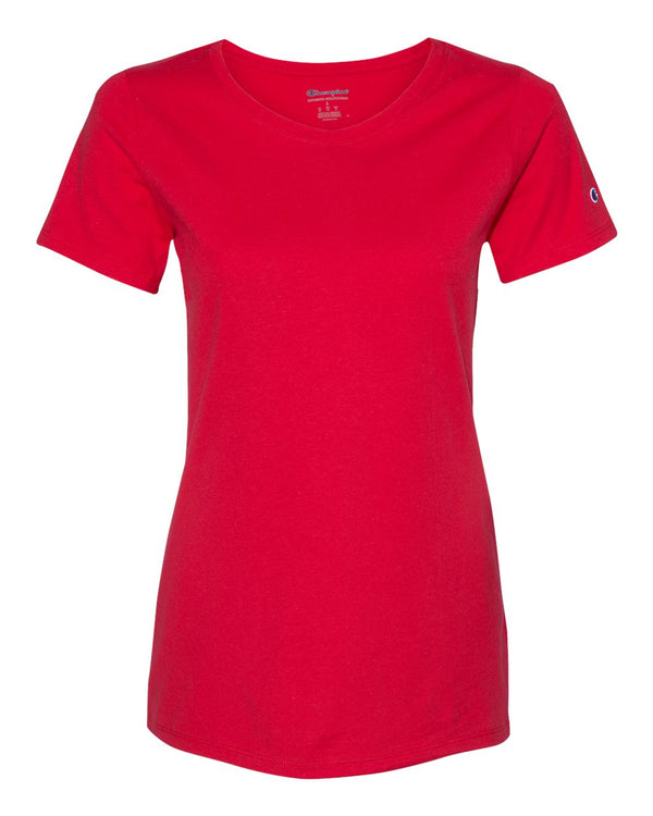 Women's Premium Fashion Classics Short sleeve T-Shirt-Champion-Pacific Brandwear