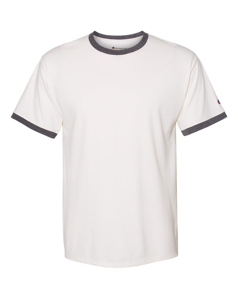 Premium Fashion Ringer T-Shirt-Champion-Pacific Brandwear