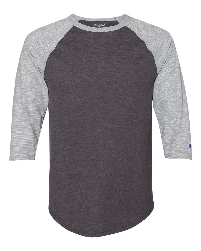 Premium Fashion Raglan Three-Quarter sleeve Baseball T-Shirt-Champion-Pacific Brandwear