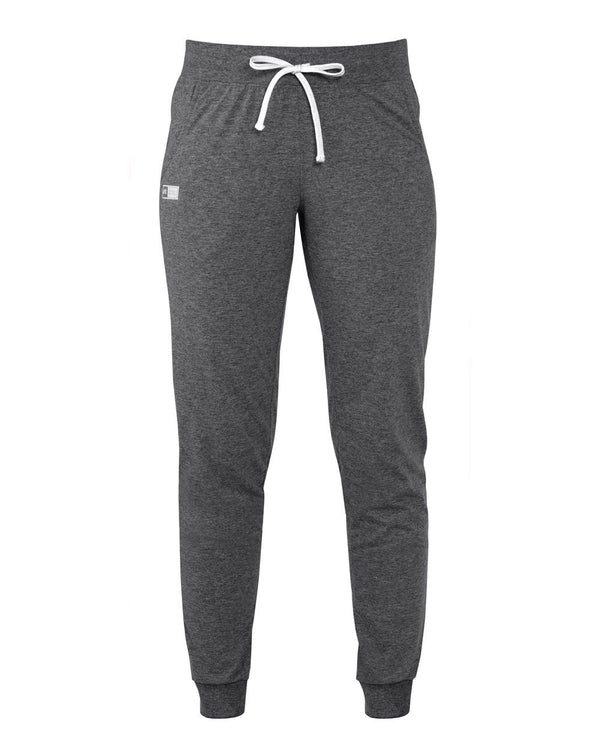 Women's Essential Jersey Joggers-Russell Athletic-Pacific Brandwear