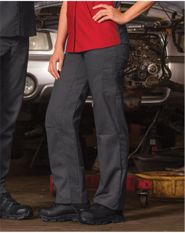 Women's Lightweight Crew Pants - Extended Sizes-Red Kap-Pacific Brandwear