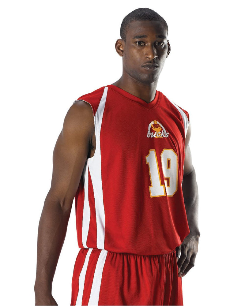Youth Reversible Basketball Jersey-Alleson Athletic-Pacific Brandwear
