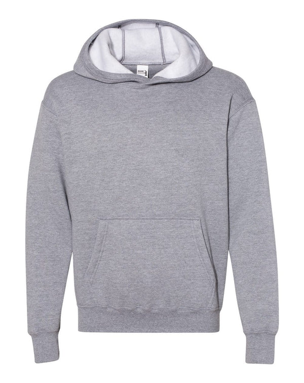 Hammer Fleece Hooded SweatShirt-Gildan-Pacific Brandwear