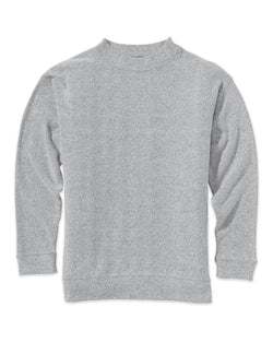 Women's Lyla Loop Fleece Mock-Neck-MV Sport-Pacific Brandwear