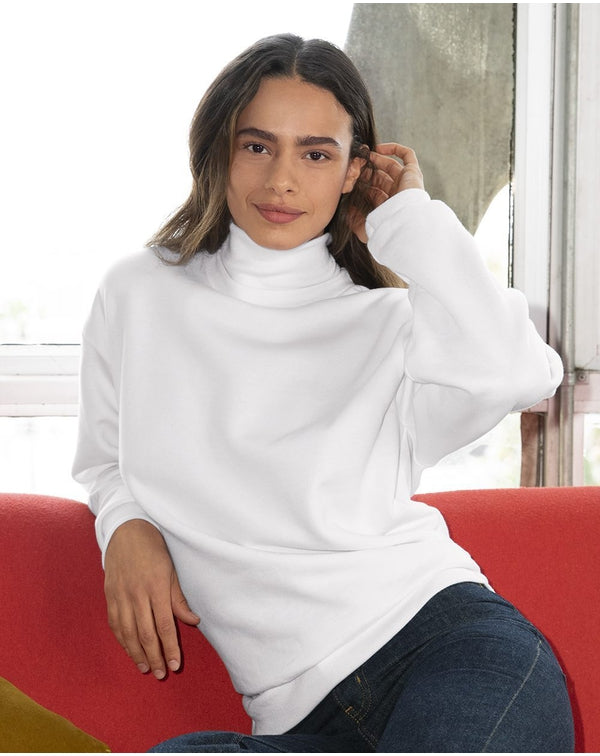 Flex Fleece Turtleneck-American Apparel-Pacific Brandwear